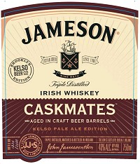 Jameson Caskmate Kelso Pale Ale Edition